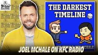Joel McHale Full Interview - KFC Radio