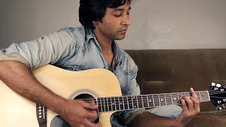 Rona Chadita - Atif Aslam - Guitar lesson in hindi By VEER KUMAR