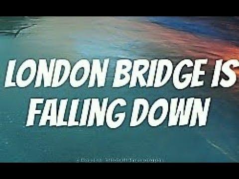 London Bridge Is Falling Down on Piano easy | Ayushi