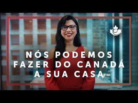 e-Visa Immigration: Nós podemos fazer do Canadá a sua casa!