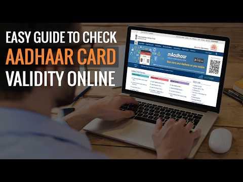 Step by Step Guide to Check Aadhaar Card Online on Uidai.gov.in