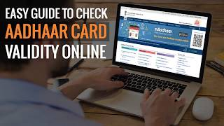Step by Step Guide to Check Aadhaar Card Online on Uidai.gov.in
