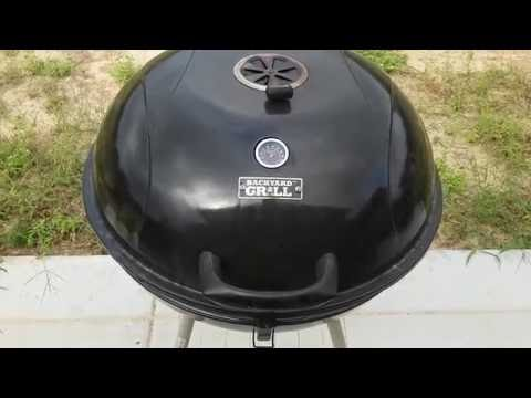 Backyard Grill Review