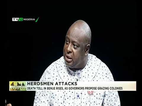 Journalists Hangout 9th January 2018 | Herdsmen Attacks