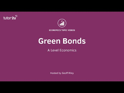 Green Bonds Explained