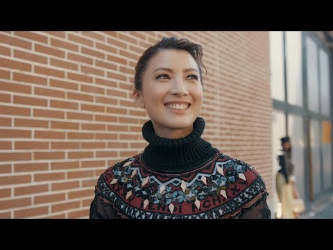 JEANETTE AW ATTENDED MAX MARA AND FENDI SHOWS AT MILAN FASHION WEEK