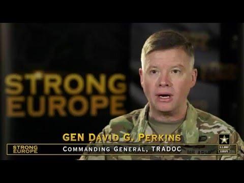 "U.S. Army Europe - ""a Leadership Laboratory"""