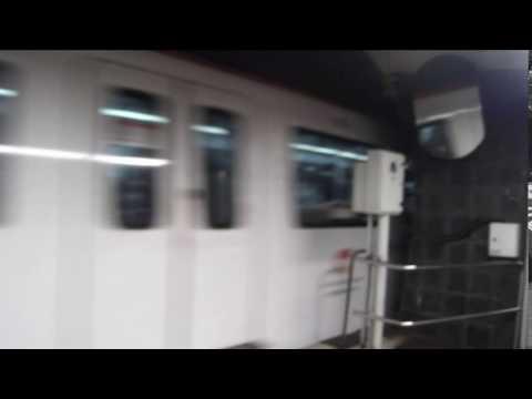 Transports Metropolitans de Barcelona - 6000 saliendo de Rocafort