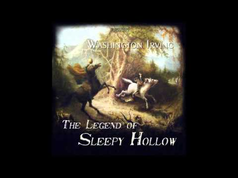 Faster Audio Book for Free: The Legend of Sleepy Hollow by Washington Irving (English Talking Book)