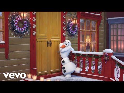 """Las Fiestas al Fin De """"Olaf: Otra Aventura Congelada de Frozen"""