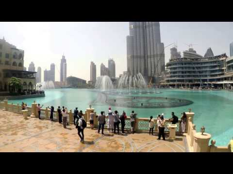 My Dubai Holiday April 2017
