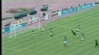 Dragan Stojkovic Piksi (1990 World Cup Last Pass Compilation)