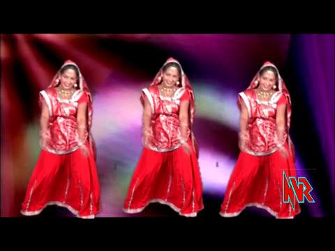 (DEVI GEET) - Maiya Tere Jagrate Mai DJ Pe Nachun - Singer : Rajani Suryavanshi - NVR JABALPUR