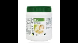 About Amway Nutrilite Fiber with demonstration