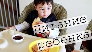 Питание и режим ребенка в 2 года l Tanya's Twins