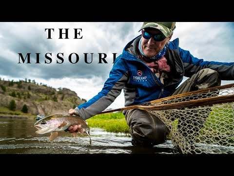CRAIG, MONTANA - Missouri River Fly Fishing | Fishcamp Creative | Montana