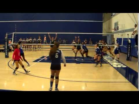 San Bernardino Valley College Womens volleyball Cuesta 1