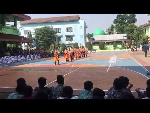 Senam Smaphure Pramuka ASRI SMP NEGERI 184