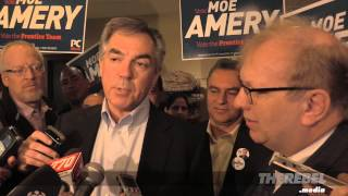Prentice: Alberta is not an NDP province
