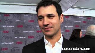Game of Thrones Season 4: Ramin Djawadi Music Composer Exclusive Premiere Interview