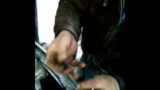 видео Датчик спидометра/скорости Авео 2007
