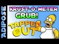 Simpsons Tapped out: Maximise your Grub rating in Krustyland!