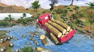 Off Road Trucker Crazy Road Android Gameplay | Racing Vehicles & New Car Games for Kids