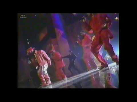 Dru Hill, Jermaine Dupri & Da Brat In My Bed Remix Live 1998