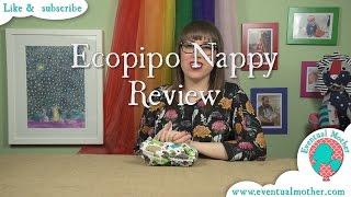 Ecopipo V2 Birth to Potty Nappy Review