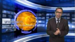 UFXMarkets -Forex Analyse de Marchés-Fevrier-29-2012