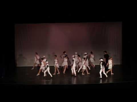 Ballet/HipHop Fusion