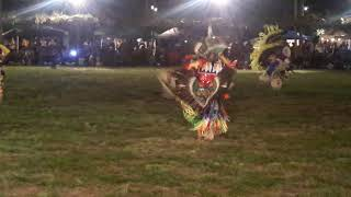 TAOS PUEBLO POW WOW 2019 DAY 2  EVENING- Men's Grass Dance