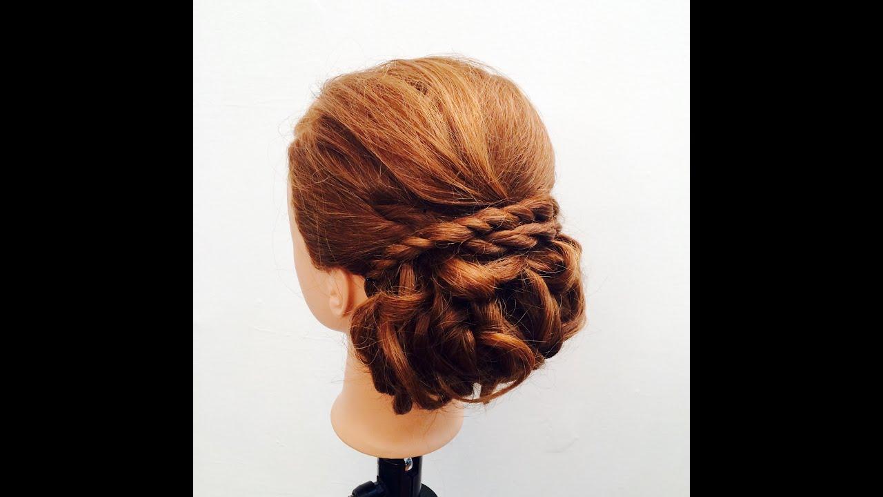 FSE LIVE #8 Formal Style Wedding Hair Class Featuring Drea Boland