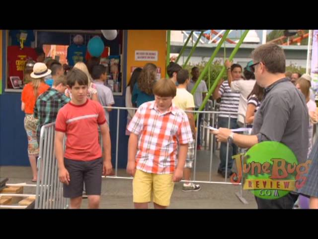 Behind The Scenes Of Diary Of A Wimpy Kid Dog Days Youtube