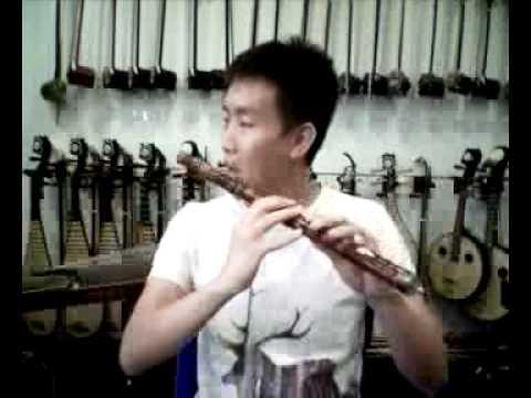 Master Class C Key Dizi endorsed by Zhan Yong Ming (Ting Quan Series)