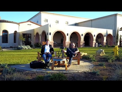 Paso Robles, California - wine tasting on the central coast