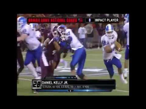 1st MARSHALLESE Running Back - Daniel Kelley Highlights