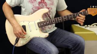 How To Play - Jimi Hendrix - Voodoo Child (Slight Return) - Guitar Lesson - Part 2