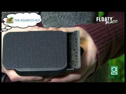 JBL Floaty Blade L & XL - Aquarium Algae Glass Cleaner Magnet