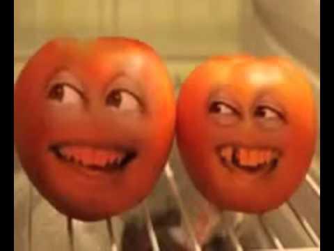 O tomate Leandro e leonardo