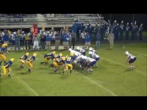 Colin Bryan's Senior Highlights #3 (Windber Area High School)