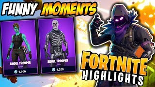 CRAZY NEW STRATEGY - FORTNITE FUNNY MOMENTS (COMMENT GAGNER À CHAQUE FOIS, GLITCH)