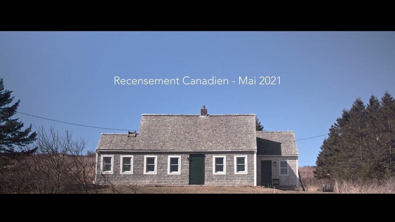 Recensement canadien 2021