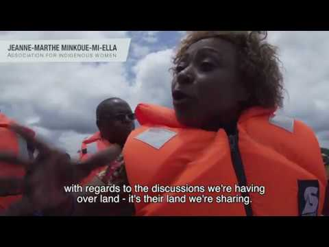 Understanding Deforestation-Free Field Dialogue in Gabon (Oct 2017)