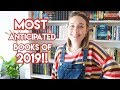Top 10 Most Anticipated Book Releases of 2019!!