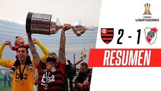 Flamengo - River Plate [2-1] | GOLES | Final | CONMEBOL Libertadores