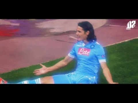 Edinson Cavani - Best Skills & Goals in Naples | HD