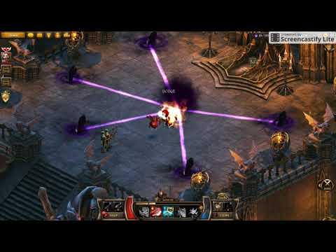 KingsRoad   Free Online Browser RPG Destroying ALL OF THEM!
