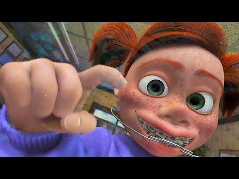 Top 10 Pixar Villains