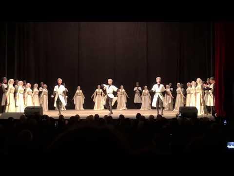 Танец ДАЙМОХК / АНСАМБЛЬ ВАЙНАХ